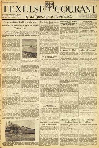 Texelsche Courant 1952-10-29