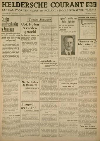 Heldersche Courant 1938-10-03