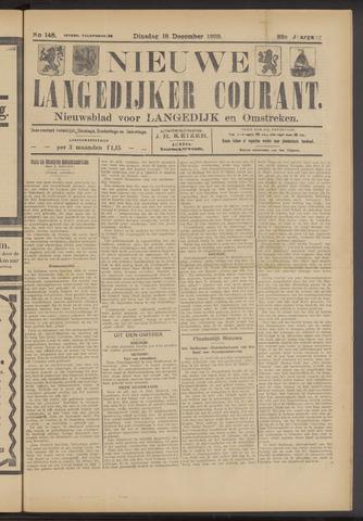 Nieuwe Langedijker Courant 1923-12-18