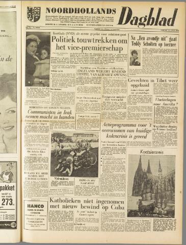 Noordhollands Dagblad : dagblad voor Alkmaar en omgeving 1959-04-10
