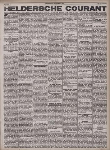Heldersche Courant 1918-09-21