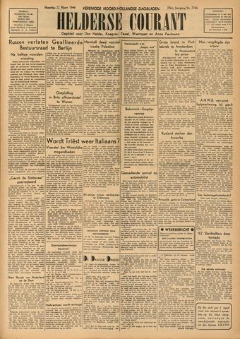 Heldersche Courant 1948-03-22