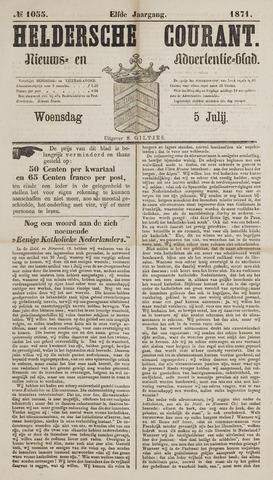 Heldersche Courant 1871-07-05