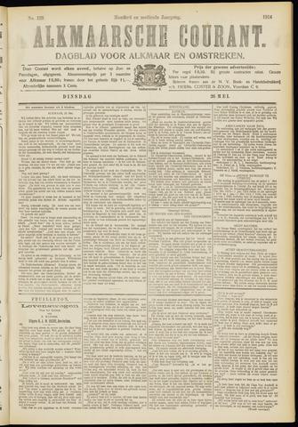Alkmaarsche Courant 1914-05-26