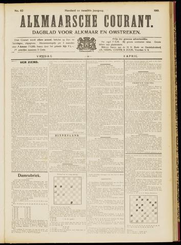 Alkmaarsche Courant 1910-04-08