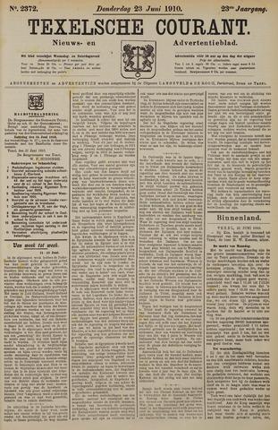 Texelsche Courant 1910-06-23