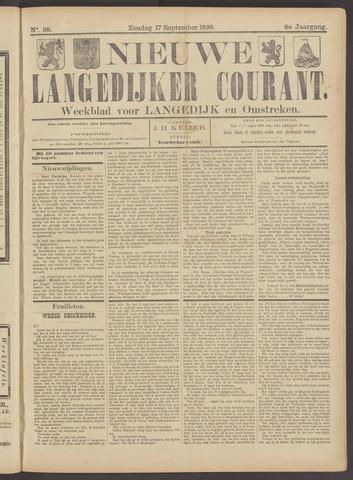 Nieuwe Langedijker Courant 1899-09-17