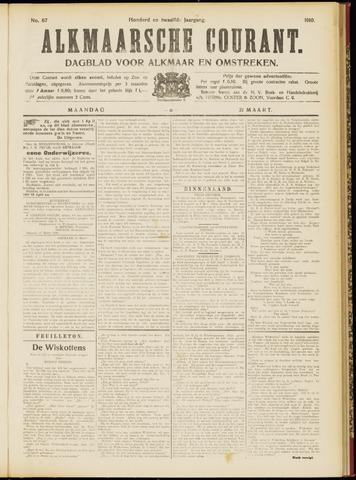 Alkmaarsche Courant 1910-03-21