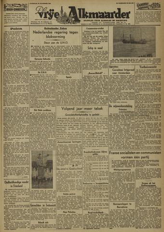 De Vrije Alkmaarder 1946-11-30