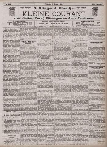 Vliegend blaadje : nieuws- en advertentiebode voor Den Helder 1902-10-08