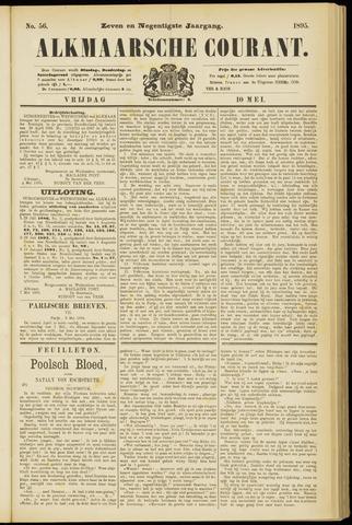 Alkmaarsche Courant 1895-05-10