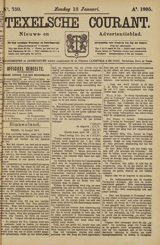 Texelsche Courant 1895-01-13