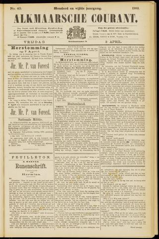 Alkmaarsche Courant 1903-04-03