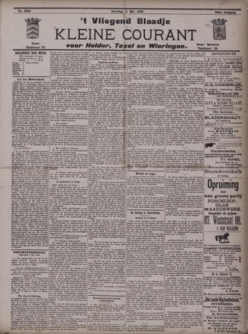 Vliegend blaadje : nieuws- en advertentiebode voor Den Helder 1900-05-05