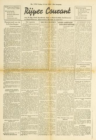 Rijper Courant 1949-07-15