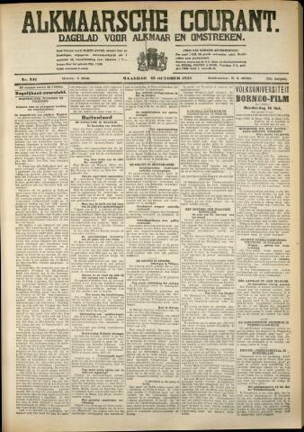 Alkmaarsche Courant 1930-10-13