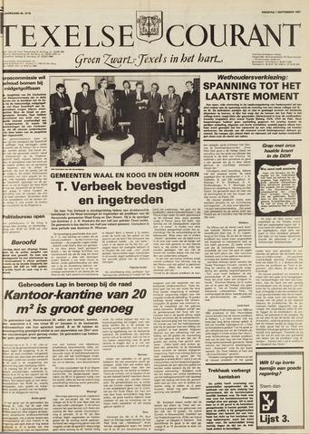 Texelsche Courant 1982-09-07
