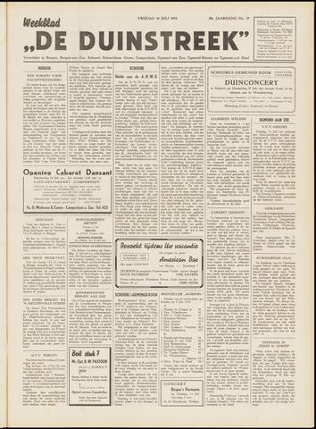 De Duinstreek 1953-07-10
