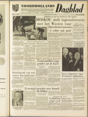 Noordhollands Dagblad : dagblad voor Alkmaar en omgeving 1959-03-03