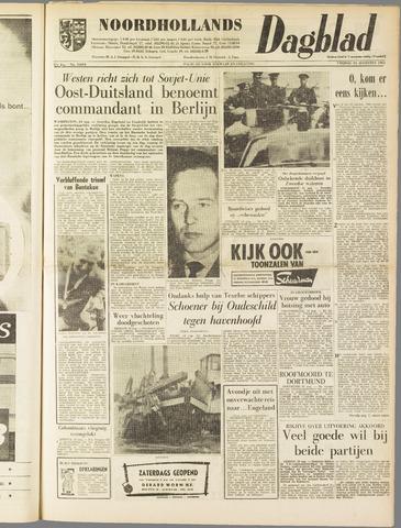 Noordhollands Dagblad : dagblad voor Alkmaar en omgeving 1962-08-24