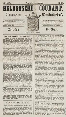 Heldersche Courant 1869-03-20