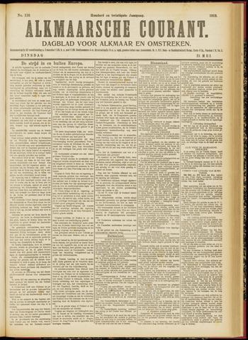 Alkmaarsche Courant 1918-05-21