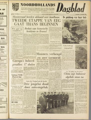 Noordhollands Dagblad : dagblad voor Alkmaar en omgeving 1962-01-15