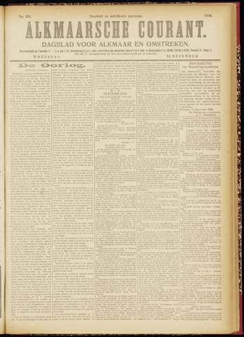 Alkmaarsche Courant 1916-12-13