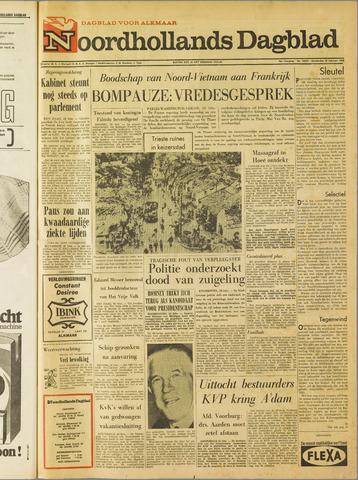 Noordhollands Dagblad : dagblad voor Alkmaar en omgeving 1968-02-29