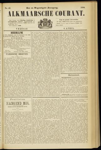 Alkmaarsche Courant 1894-04-06