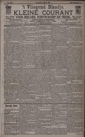 Vliegend blaadje : nieuws- en advertentiebode voor Den Helder 1894-03-07