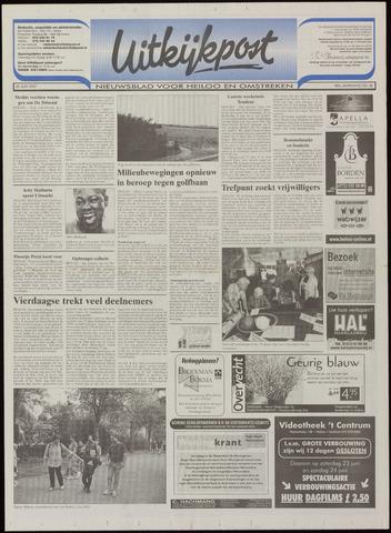 Uitkijkpost : nieuwsblad voor Heiloo e.o. 2001-06-20