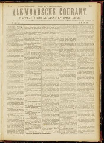 Alkmaarsche Courant 1919-03-12