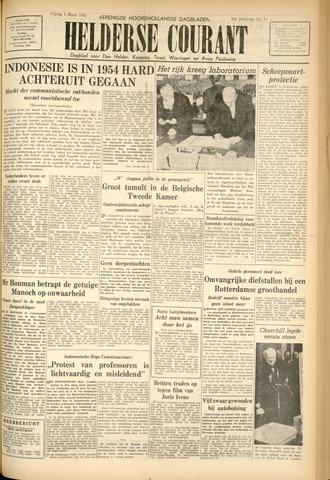 Heldersche Courant 1955-03-04