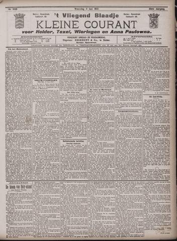 Vliegend blaadje : nieuws- en advertentiebode voor Den Helder 1902-06-11
