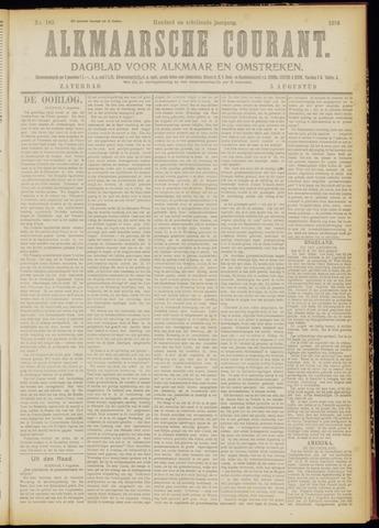 Alkmaarsche Courant 1916-08-05