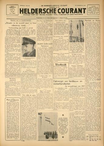 Heldersche Courant 1947-05-07