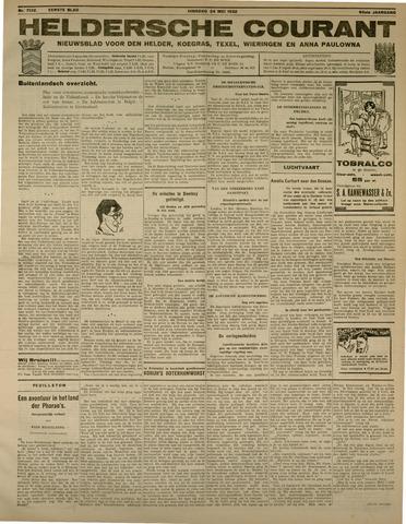 Heldersche Courant 1932-05-24