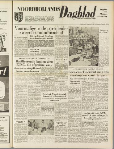Noordhollands Dagblad : dagblad voor Alkmaar en omgeving 1954-08-26