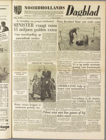 Noordhollands Dagblad : dagblad voor Alkmaar en omgeving 1958-09-04