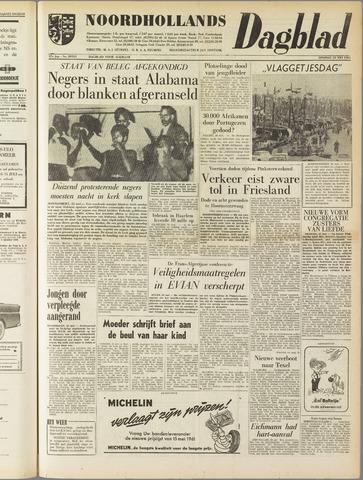 Noordhollands Dagblad : dagblad voor Alkmaar en omgeving 1961-05-23