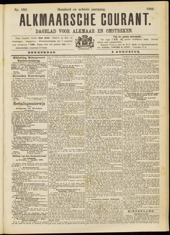 Alkmaarsche Courant 1906-08-02