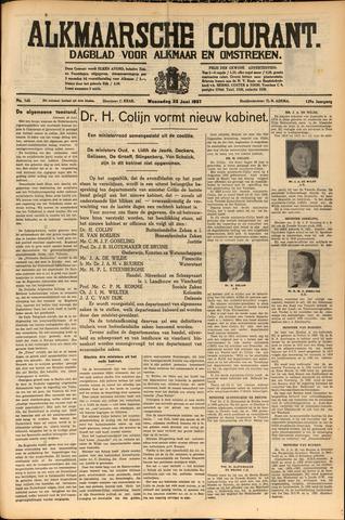 Alkmaarsche Courant 1937-06-23