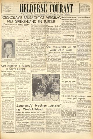 Heldersche Courant 1953-03-24