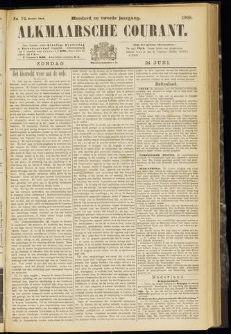 Alkmaarsche Courant 1900-06-24