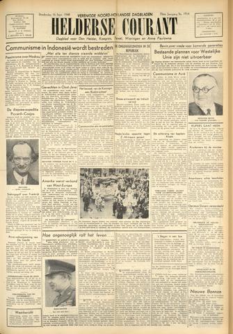 Heldersche Courant 1948-09-16