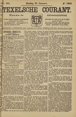 Texelsche Courant 1895-01-20