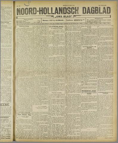 Ons Blad : katholiek nieuwsblad voor N-H 1921-07-12