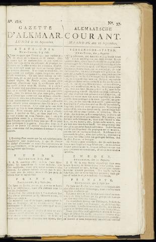 Alkmaarsche Courant 1811-09-16