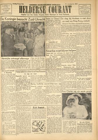 Heldersche Courant 1950-06-10